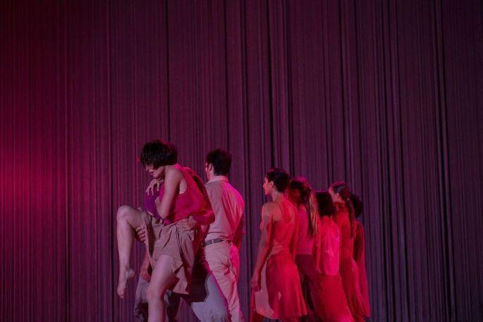 Atelier de danse avec Clinton Stringer