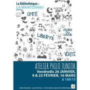 Atelier de Philo pour enfants : La liberté