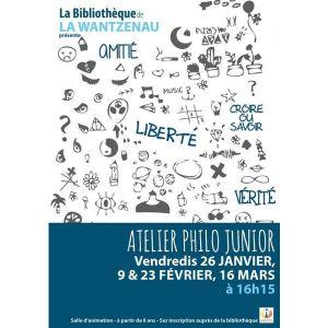 Atelier de Philo pour enfants : La vérité