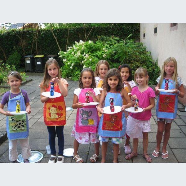 Atelier enfant grappe de raisin p te sel ou photophore soultz atelier la nef des jouets - Pate a sel enfant ...