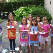 Atelier enfant «Jeux traditionnels dans le parc et légendes»