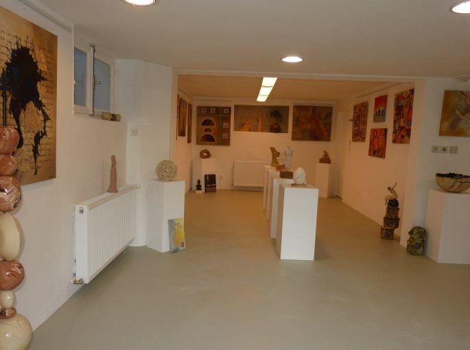 Atelier-Expo d\'Art Le Tandem