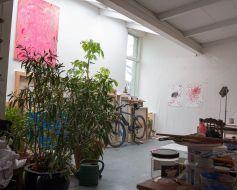 L\'atelier de Jean-Louis Kuntzel à Rixheim en 2016