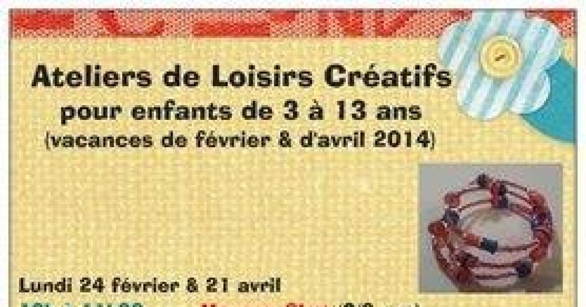 Loisirs cr atifs wintzenheim atelier pour enfants atelier de loisirs cr atifs arc en ciel - Loisirs creatifs pour enfants ...
