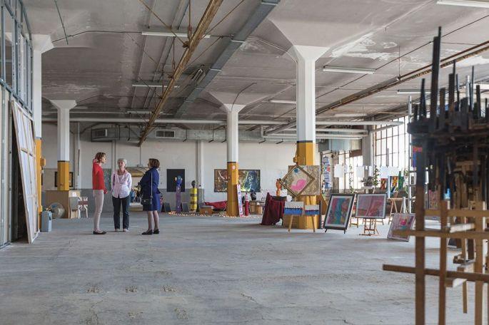 Motoco à Mulhouse participe régulièrement aux Ateliers Ouverts