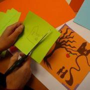 Ateliers ouverts : Contes, papiers et ciseaux