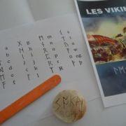 Ateliers ouverts : L\'écriture Viking !