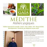 Ateliers yogiques Médi\'thé