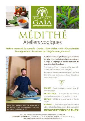 Ateliers yogiques