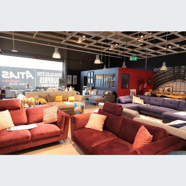 Atlas Home Kingersheim Meubles Luminaire Et Deco