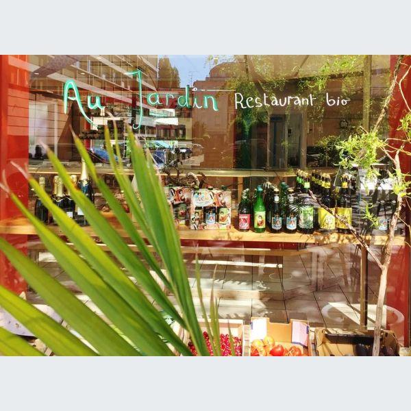 Au jardin mulhouse restaurant cuisine fran aise for Au jardin guest house riebeeckstad