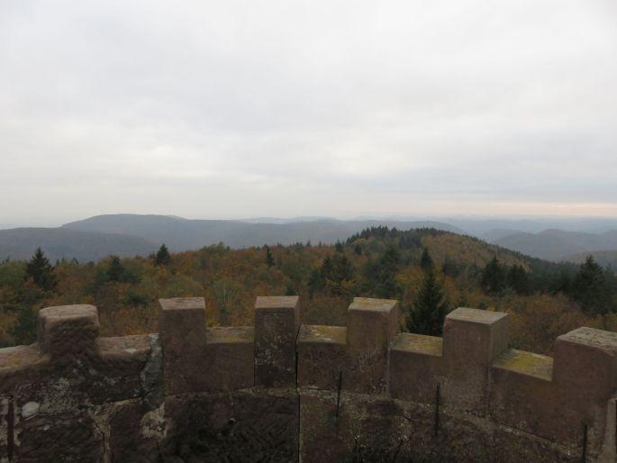 Au nord, le Grand Wintersberg