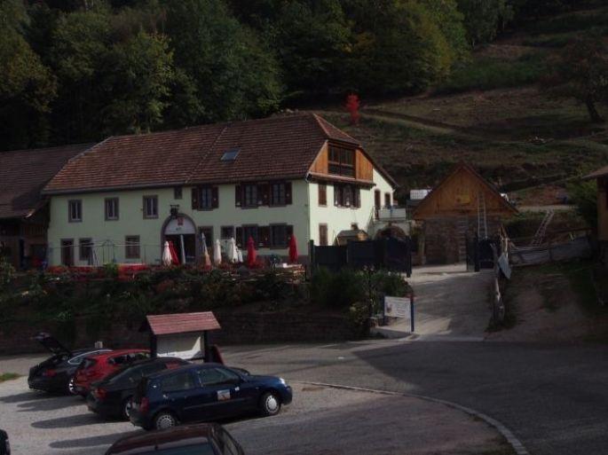La ferme auberge de Fouchy à Irrkutt