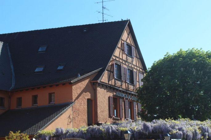 Auberge Au Zahnacker à Ribeauvillé