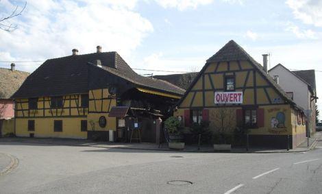 Auberge de Sunhoffen