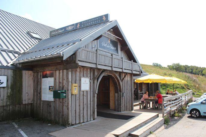 La ferme auberge du pied du Hohneck