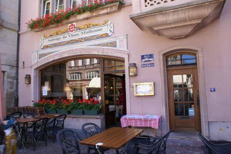 Auberge du Vieux Mulhouse