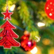 Noël 2017 à Molsheim : Petit train et Père Noël