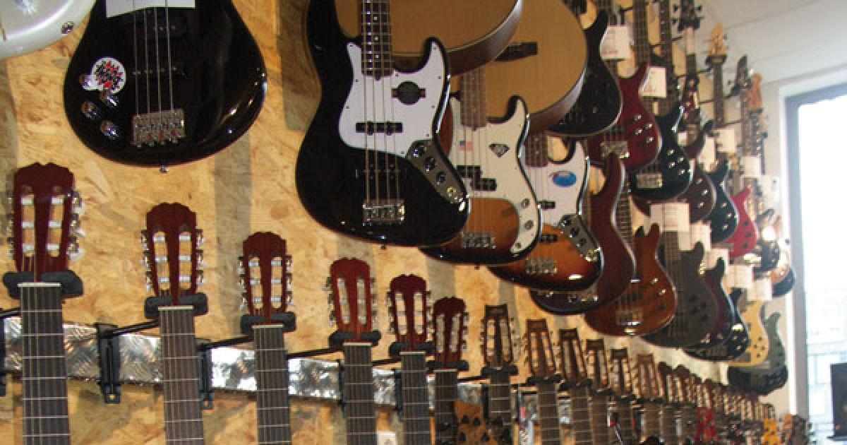 aux guitares ferm illzach instruments de musique. Black Bedroom Furniture Sets. Home Design Ideas