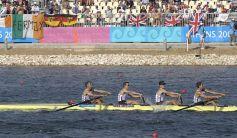 L\'aviron se pratique sur de nombreux cours d\'eau alsaciens.