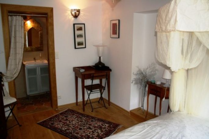 La chambre Jeanne de Ferrette à l\'Hôtel B&B de Charme La Maison des 5 Temps