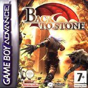 Jeu vidéo. Back to Stone (GBA)