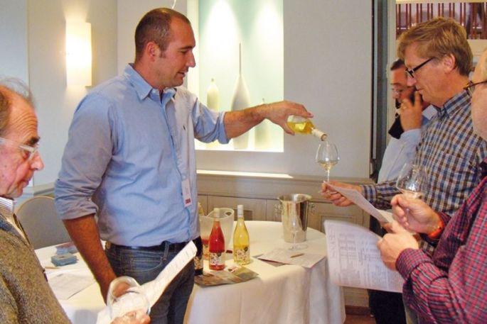 Bain de Jouvence, le salon des vins à La Closerie Illzach