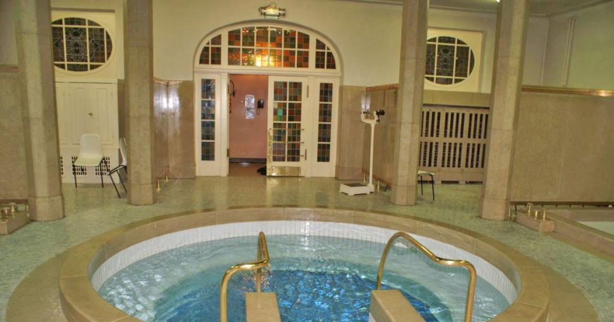 Bains romains de mulhouse bains municipaux piscine for Piscine illberg mulhouse