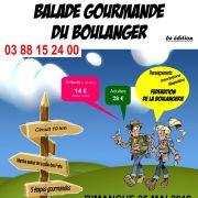 Balade gourmande du Boulanger // COMPLET