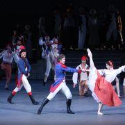 Ballet du Bolchoi : Les Flammes de Paris