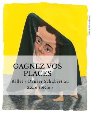 Ballet de l'Opéra national du Rhin : Danser Schubert au XXIe siècle