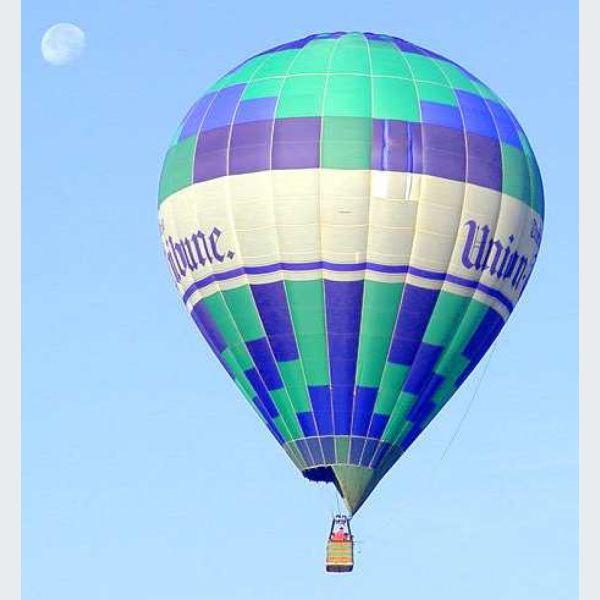 montgolfiere d'aujourd'hui
