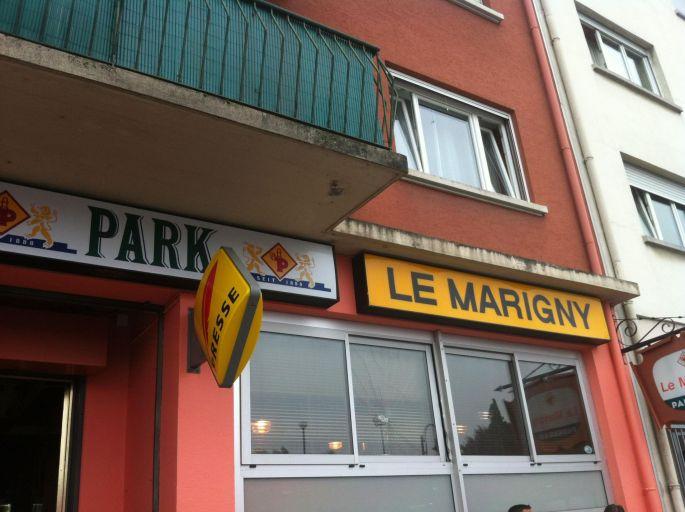 Bar-Tabac le Marigny