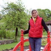Rencontre avec Barbara Marion, responsable jardin et projet du Parc de Wesserling.