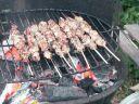 Barbecue en quarante minutes chrono !