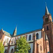 Basilique de Marienthal