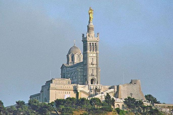 Basilique Notre-Dame-de-la-Garde de Marseille