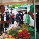 Bauernmarkt (marché paysan rhénan) 2017 à Neuenburg