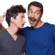 Ben & Arnaud Tsamère : Enfin sur scène