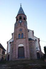 L\'église de Bergholtz-Zell