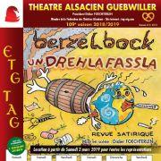 Berzelbock un Drehlafassla