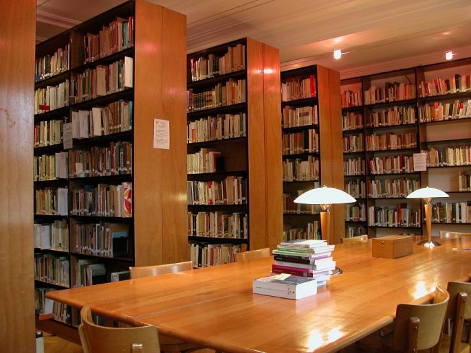 Bibliothèque de la Bonne Nouvelle