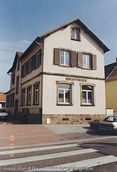 Bibliothèque de Wolfisheim