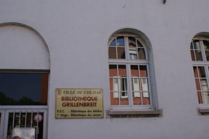 bibliothèque Grillenbreit