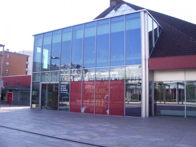 Bibliothèque municipale de Belfort Les 4 As