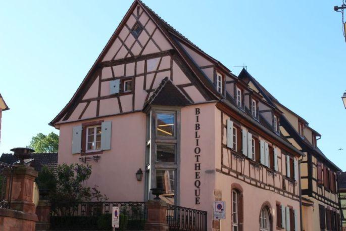 Bibliothèque municipale de Bergheim