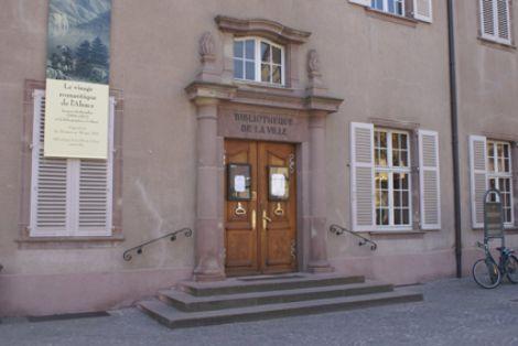 Bibliothèque municipale de Colmar