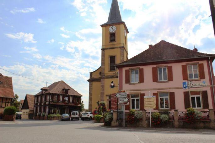 Bibliothèque municipale de Matzenheim