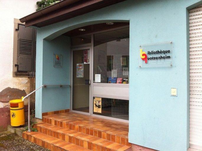 Bibliothèque municipale de Quatzenheim