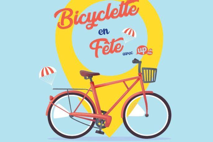 Bicyclette en fête